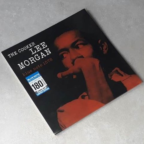 Vinil Lp Lee Morgan Cooker 180g Blue Note Lacrado