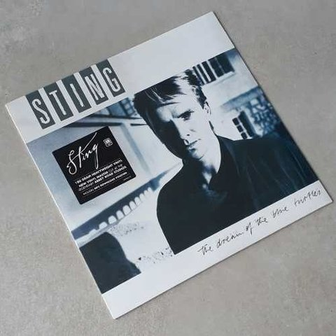 Vinil Lp Sting The Dream Of The Blue Turtles 180g Lacrado