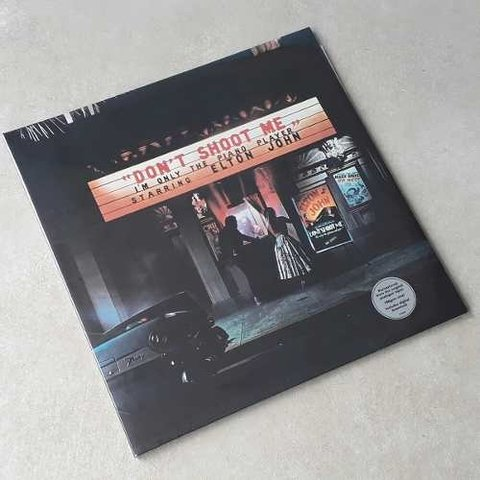 Vinil Lp Elton John Don't Shoot Me I'm Only The Piano Player