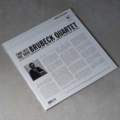 Vinil Lp The Dave Brubeck Quartet Time Out Lacrado - comprar online