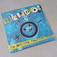 Vinil Lp The Weirdos We Got The Neutron Bomb Lacrado