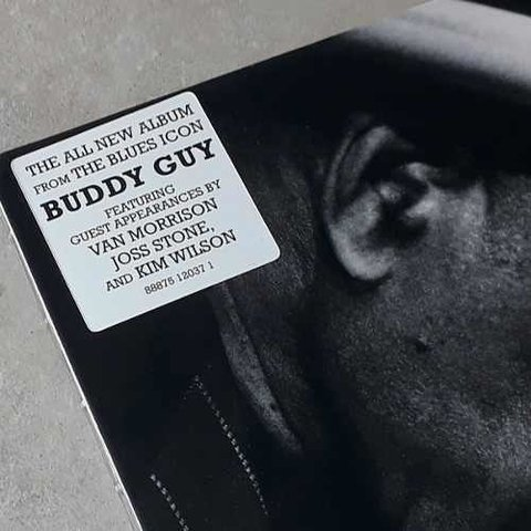 Vinil Lp Buddy Guy Born To Play Guitar 2-lps Lacrado