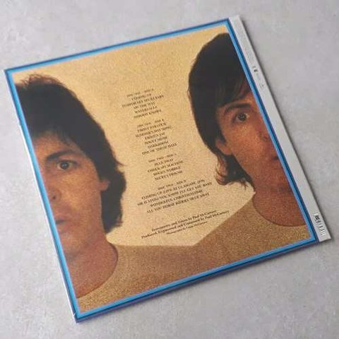Vinil Lp Paul Mccartney Mccartney Ii Remasterizado Lacrado