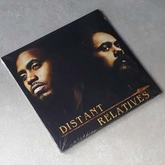 Vinil Lp Nas Distant Relatives 2-lps Gatefold Lacrado