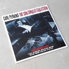 Vinil Lp Carl Perkins Sun Singles Collection Lacrado