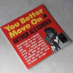 Vinil Lp Arthur Alexander You Better Move On 180g Lacrado