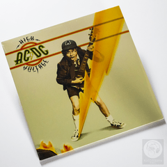 Vinil Lp AC/DC High Voltage Remasterizado 180g Lacrado