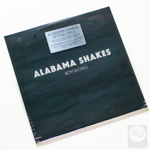 Vinil LP Alabama Shakes Boys & Girls Colorido Lacrado