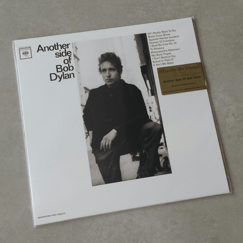 Vinil Lp Another Side Of Bob Dylan Mono 180g Remast. Lacrado