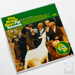 Vinil Lp Beach Boys Pet Sounds Mono 180g Lacrado