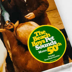 Vinil Lp Beach Boys Pet Sounds Mono 180g Lacrado na internet