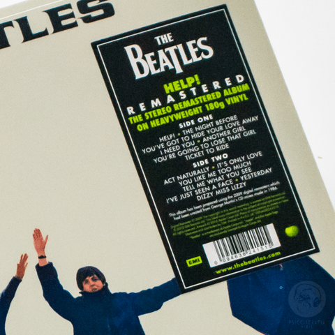 Vinil Lp The Beatles HELP! 180g