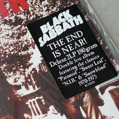 Vinil Lp Black Sabbath Past Lives Warner 2-LPs Lacrado na internet