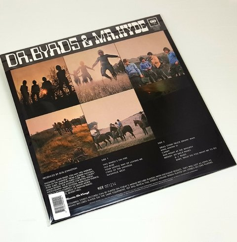 Vinil Lp The Byrds Dr. Byrds & Mr. Hyde 180g 50 Anos Lacrado