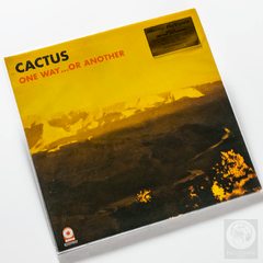 Vinil Lp Cactus One Way Or Another 180g Lacrado