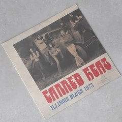 Vinil Lp Canned Heat Illinois Blues 1973 Lacrado