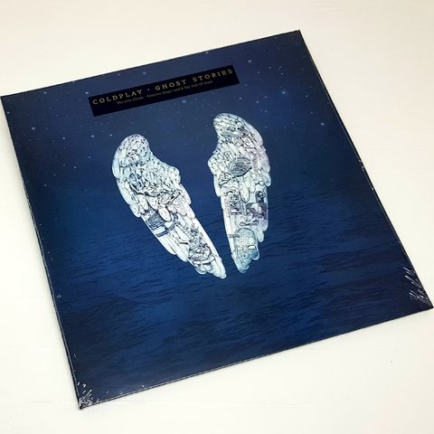 Vinil Lp Coldplay Ghost Stories Gatefold Lacrado