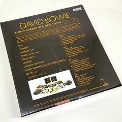 Vinil Lp David Bowie A New Career In A New Town 1977 1982 - comprar online