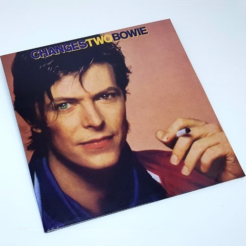 Vinil Lp David Bowie Changes Two Bowie Lacrado