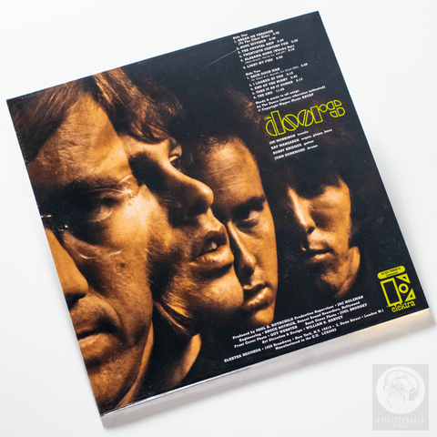 Vinil Lp The Doors 1º Album 1967 180g Stereo Rhino Lacrado