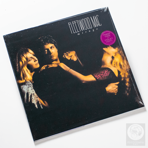 Vinil LP Fleetwood Mac Mirage Colorido Remast. Lacrado - comprar online