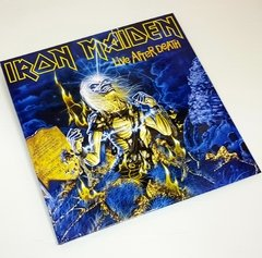 Vinil Lp Iron Maiden Live After Death 2LPs 180g Lacrado