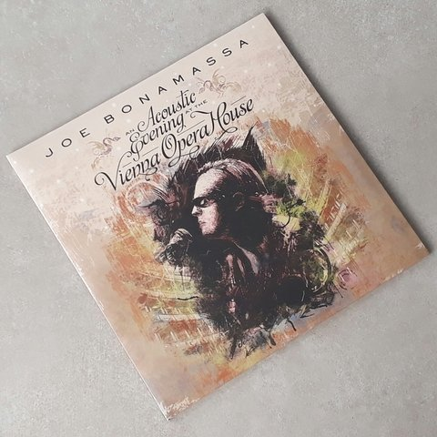 Vinil Lp Joe Bonamassa Acoustic Evening Vienna 2LPs Lacrado