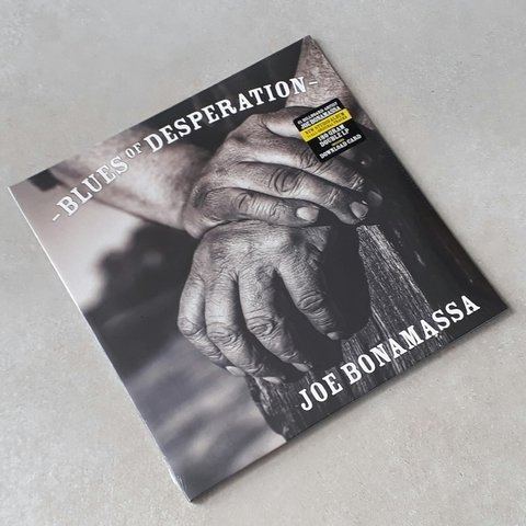 Vinil Lp Joe Bonamassa Blues Of Desperation 2LPs Lacrado