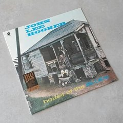 Vinil Lp John Lee Hooker House of the Blues 180g Lacrado - comprar online
