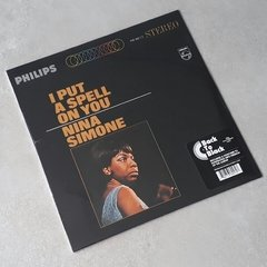 Vinil Lp Nina Simone I Put A Spell On You 180g Lacrado - comprar online