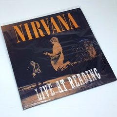 Vinil Lp Nirvana Live At Reading 2LPs Gatefold Lacrado