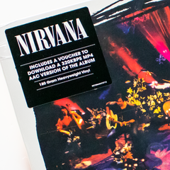 Vinil Lp Nirvana Unplugged In New York MTV Remast. Lacrado na internet