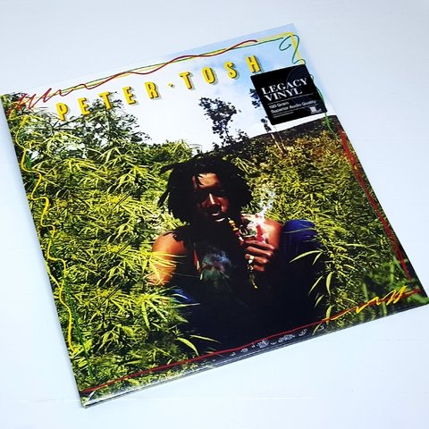 Vinil LP Peter Tosh Legalize It 180g Lacrado