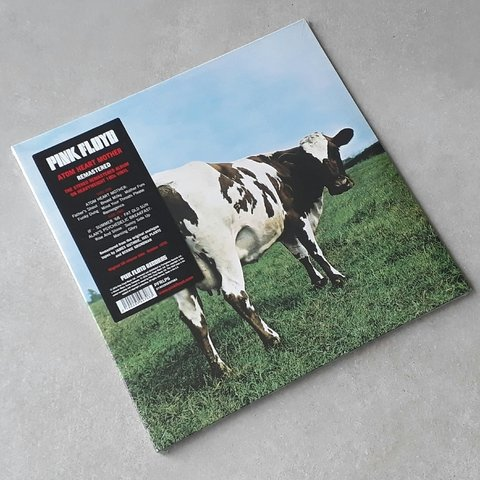 Vinil Lp Pink Floyd Atom Heart Mother 180g Lacrado