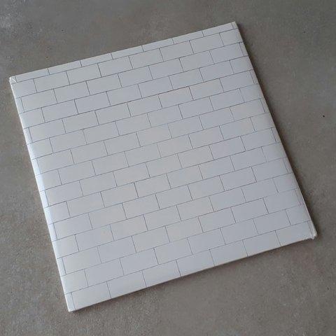 Vinil Lp Pink Floyd The Wall Remast. 2LPs 180g Lacrado