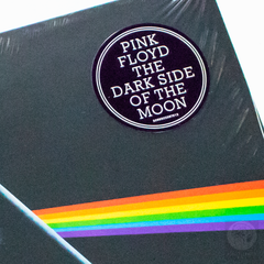 Vinil Lp Pink Floyd Dark Side Of The Moon 180g Lacrado - Psicoterapia Vinil
