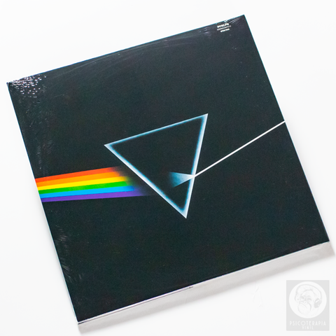 Vinil Lp Pink Floyd Dark Side Of The Moon 180g Lacrado