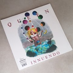 Vinil Lp Queen Innuendo Halfspeed Mastered Lacrado
