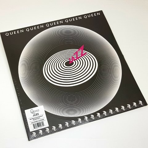 Vinil Lp Queen Jazz 180g Halfspeed Master Lacrado