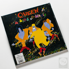 Vinil Lp Queen Kind Of Magic 180g Halfspeed Master Lacrado
