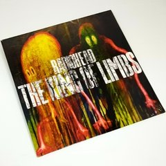 Vinil Lp Radiohead The King Of Limbs Lacrado - comprar online
