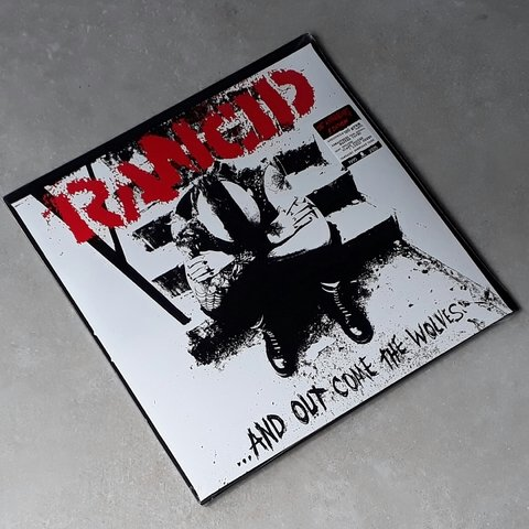 Vinil Lp Rancid And Out Come The Wolves Remast. Lacrado