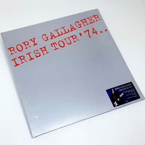 Vinil Lp Rory Gallagher Irish Tour '74 2LPs Remast. Lacrado