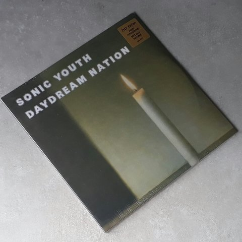 Vinil Lp Sonic Youth Daydream Nation Remast. 2-lps Lacrado