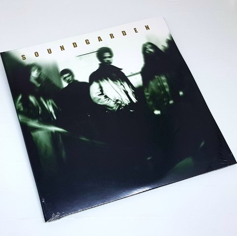 Vinil Lp Soundgarden A-Side 2LPs 180g Gatefold Lacrado