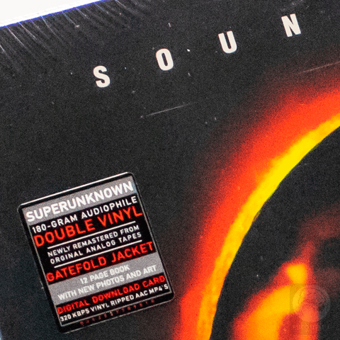 Vinil Lp Soundgarden Superunknown 2LPs 180g Remast. Lacrado