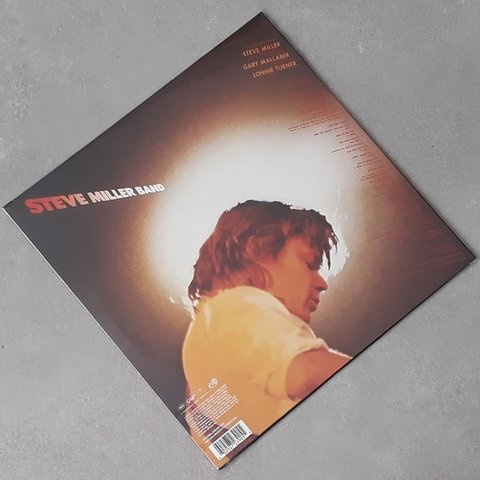 Vinil Lp Steve Miller Band Fly Like An Eagle 180g Lacrado