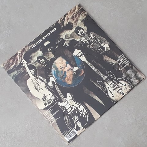 Vinil Lp Steve Miller Band Sailor Lacrado
