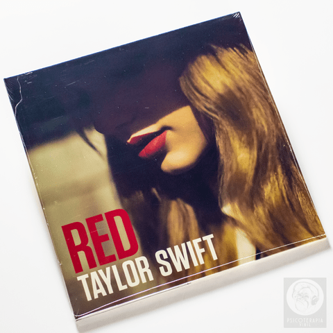 Vinil Lp Taylor Swift ‎Red 2LPs Lacrado