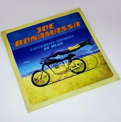 Vinil Lp Joe Bonamassa Different Shades Blue Lacrado
